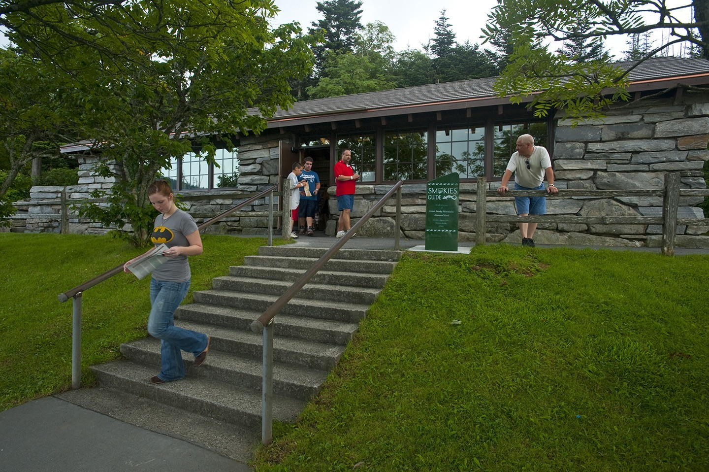 Clingmans Dome Visitor Center to host public Open House