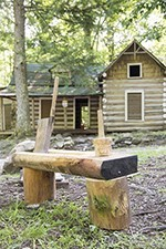 Park Maintenance and Historic Preservation with Experience Your Smokies