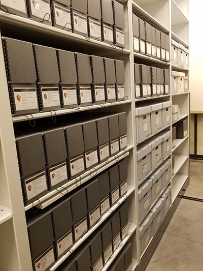 Genealogical Research Collection Donated to Park