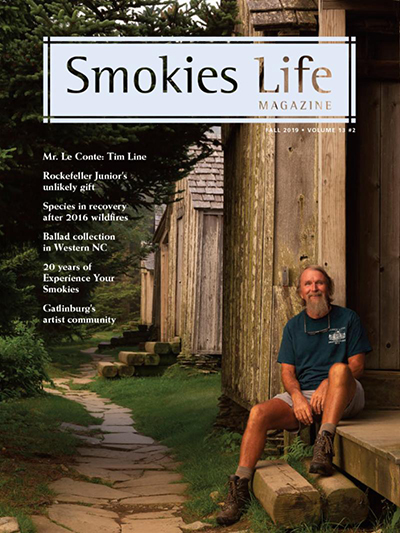 Behind-the-scenes of a Smokies Life Cover