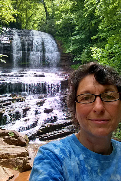 Great Smoky Mountains Association  Chooses Sue Wasserman for 2020 Writer's Residency