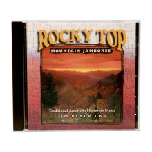 Rocky Top Mountain Jamboree CD