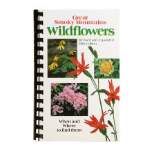 Great Smoky Mountains Wildflowers Guide (Spiralbound)