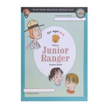 Junior Ranger for Ages 5-6