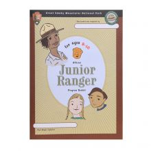 Junior Ranger for Ages 9-10