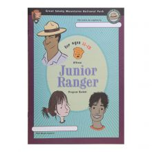 Junior Ranger for Ages 11-12