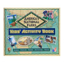 America's National Parks - Kids' Acitivty Book