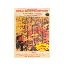 Earthwalk Press - Great Smoky Mountains National Park Hiking Guide and Map (Paper)