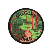 Gregory Bald Trail Patch