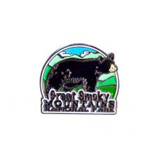 Black Bear Lapel Pin