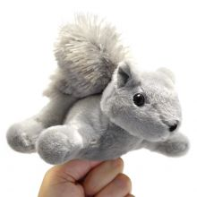 Finger Puppet Squirrel