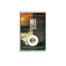 Great Smoky Mountains National Park Coin and Stamp Set