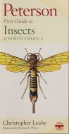 Peterson First Guides - Insects