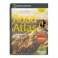National Geographic - Road Atlas Adventure Edition