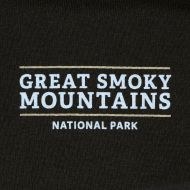 Long Sleeve T-shirt - Park Sign in Winter