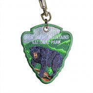 Great Smoky Mountains National Park Bear Clip Patch