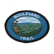 Boulevard Trail Patch