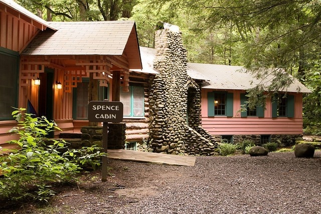 NPS photo of Elkmont Cabin