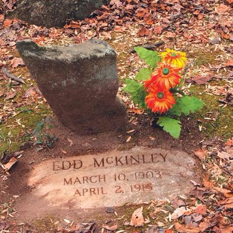 History Hike: Edd McKinley: Lost in 1915