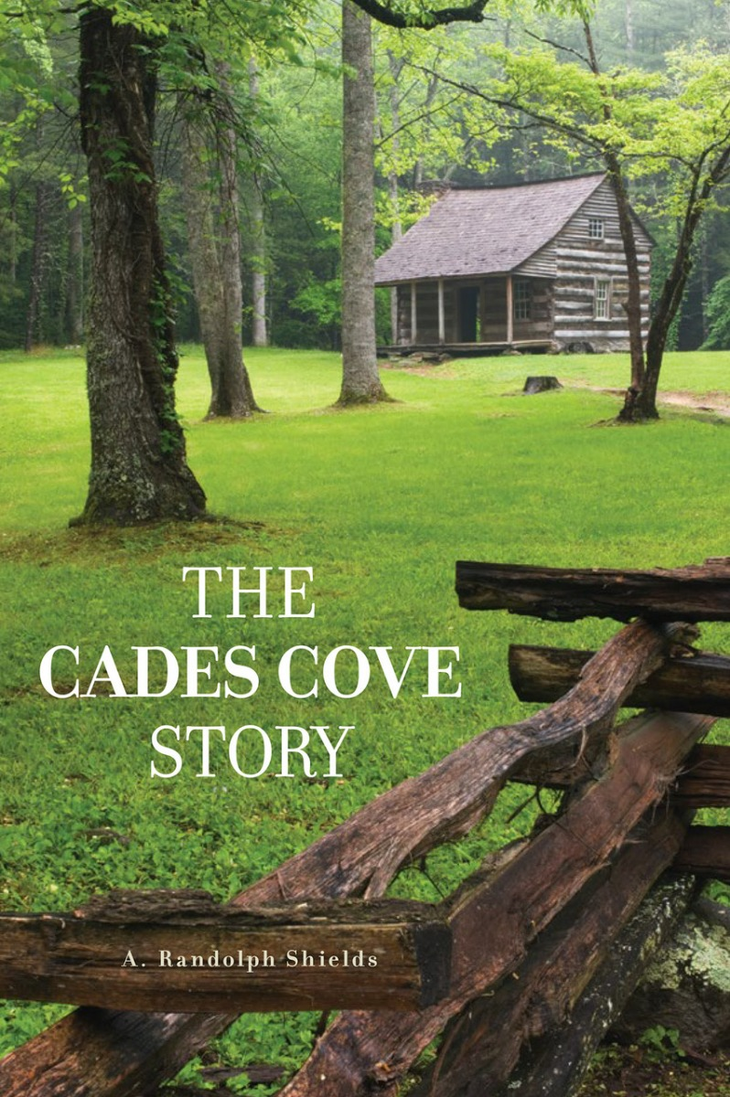 The Cades Cove Story book cover